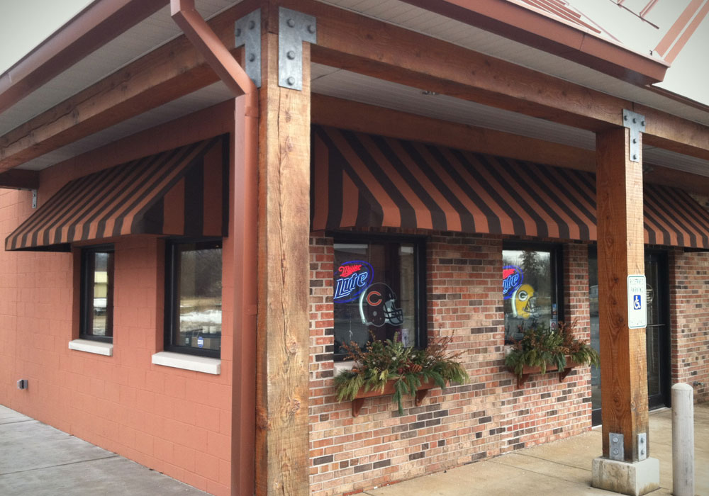 Canvas Awnings @ Northrop Awning Company