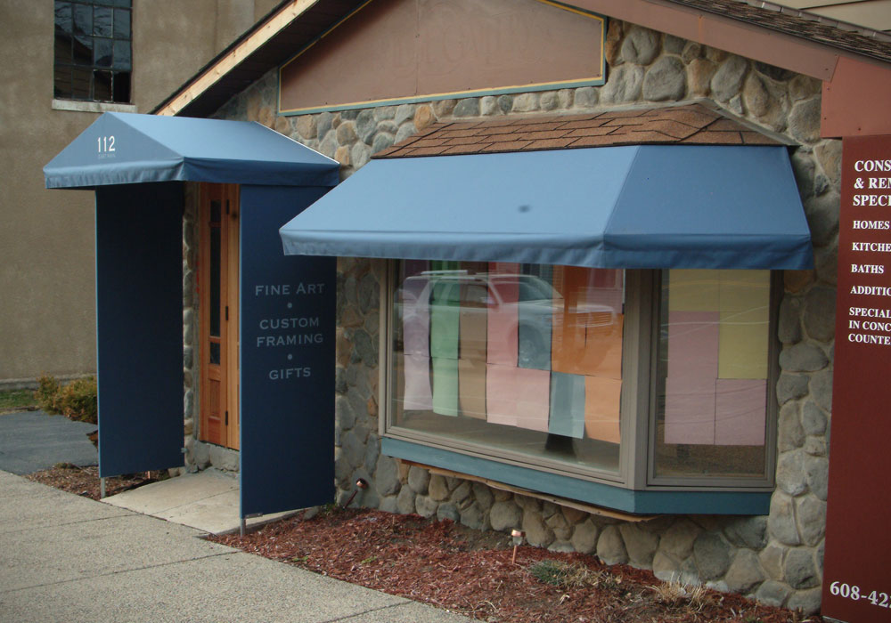 Canvas Awnings Northrop Awning Company