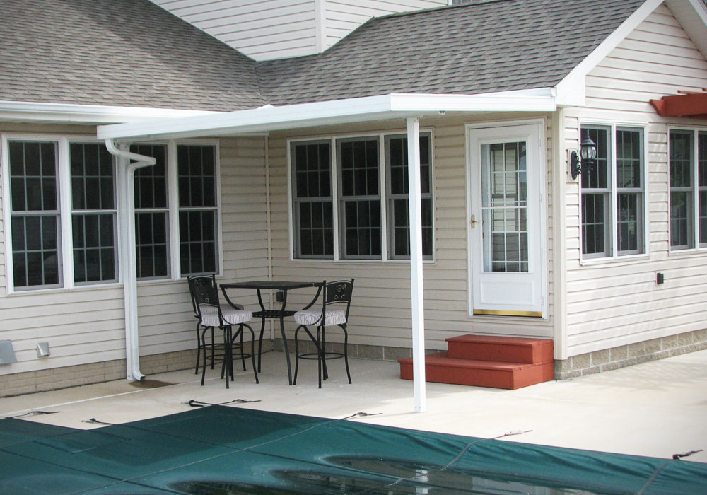 Aluminum Awnings @ Northrop Awning Company