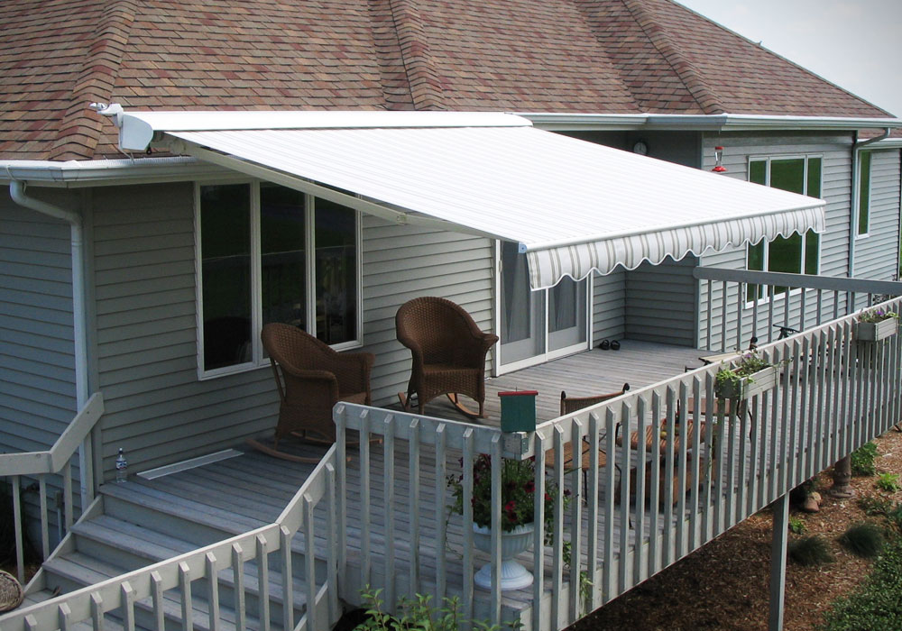 Retractable Window Awnings Northrop Awning Company