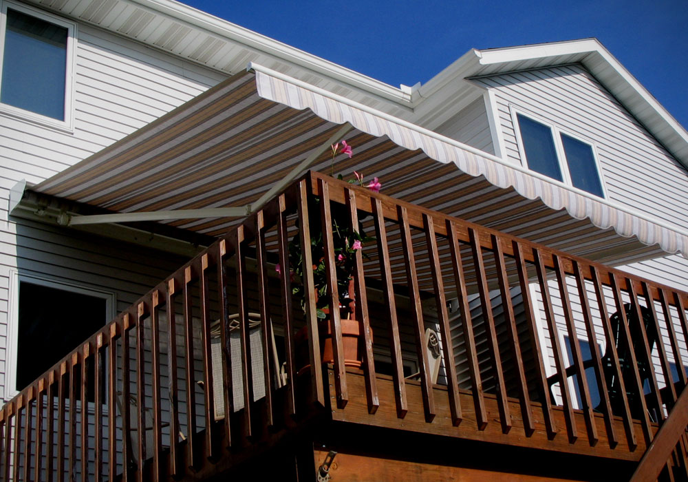 Retractible Awnings