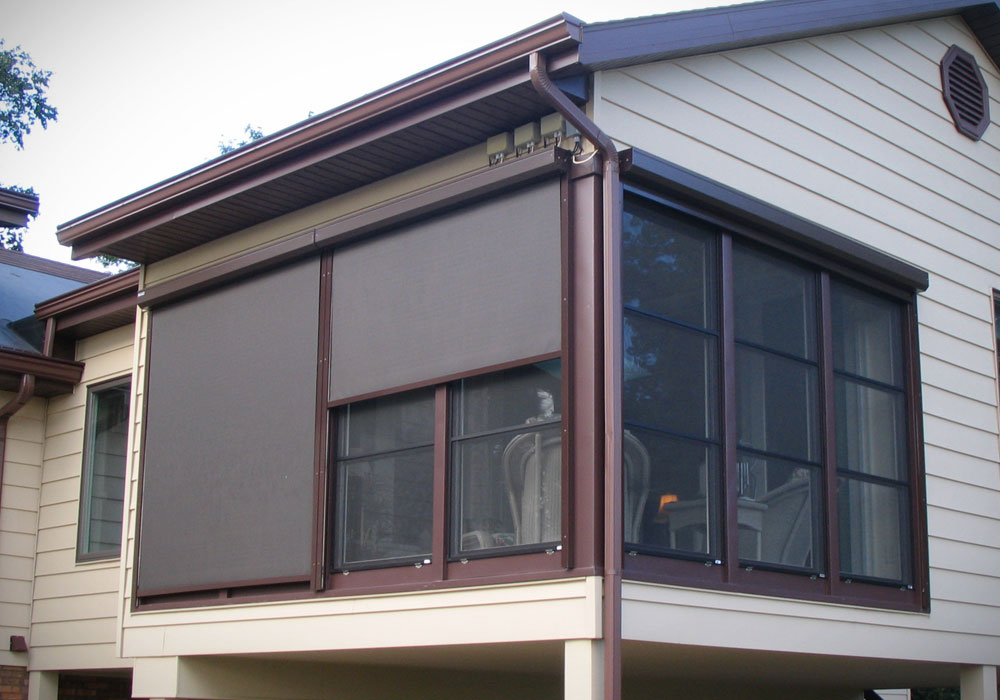 Residential northrop awning company for Residential window manufacturers